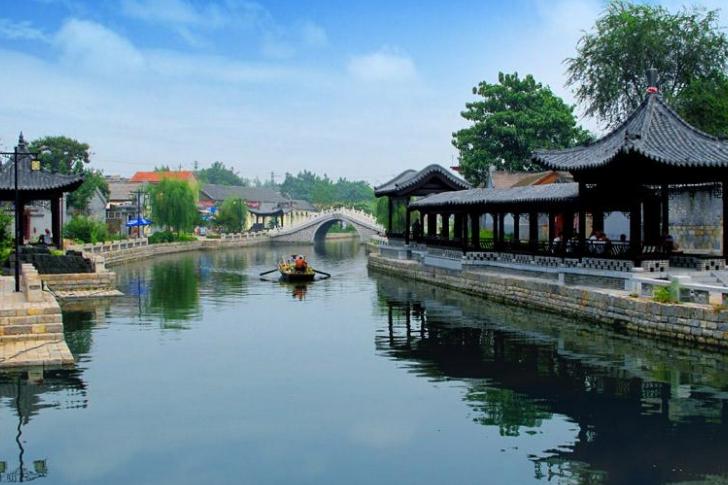 """山东""""世界级""""古镇走红,被称江北""""小苏州"""",往返仅40不输周庄"""