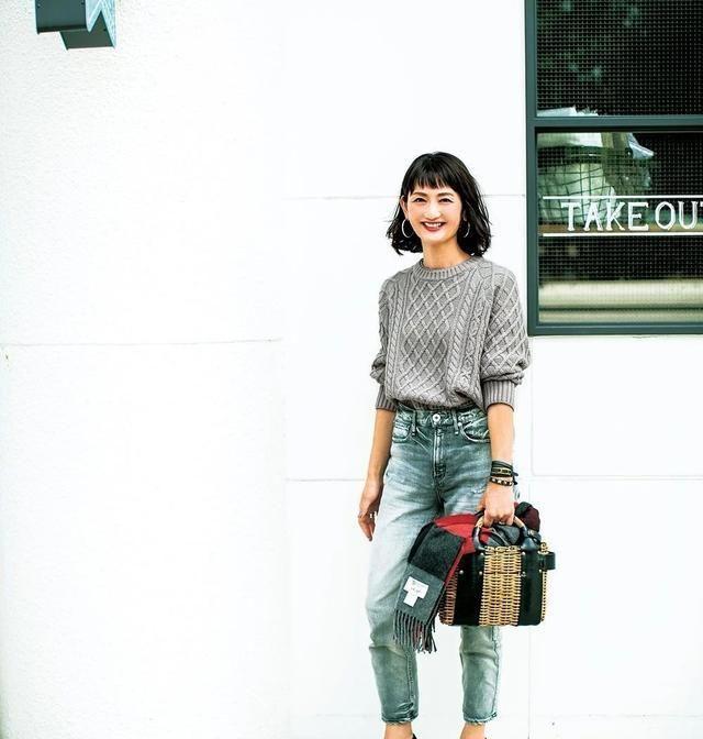 在日本40+女性的日常穿搭,究竟可以有多美?
