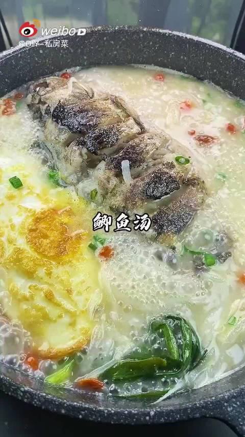 天冷来一碗!新鲜美味的鲫鱼汤