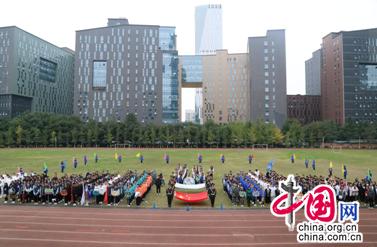成都美视国际学校中学部第19届体育节:我运动、我健康、我成长