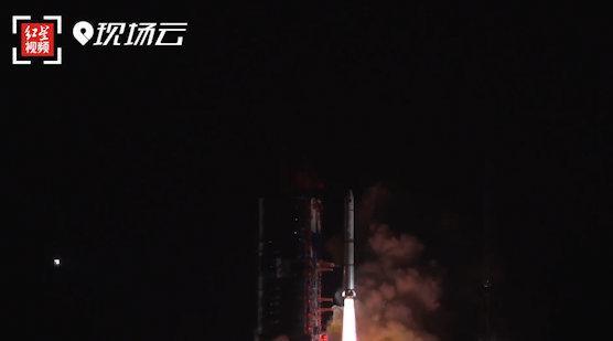 祝贺!我国成功发射遥感三十号07组卫星