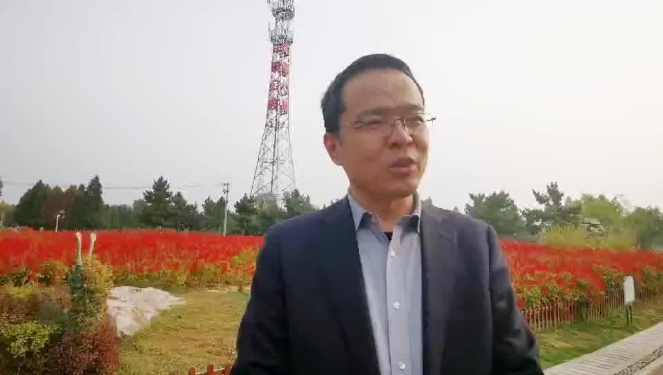 聊城晚报副总编辑孙文华高度评价威海羊亭河省级湿地公园
