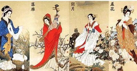 古装四大美女的扮演者,一个比一个惊艳,只有她最经典