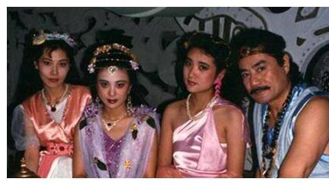 傅艺伟拍《封神榜》亲密戏太不成熟,使小性子,二十多天不理搭档