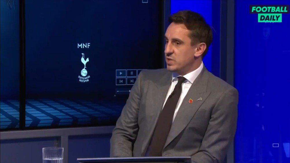 内维尔:我从没想过列维会请穆里尼奥做主教练?