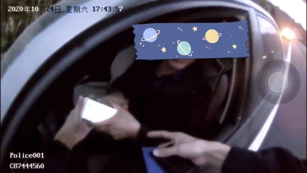 衢州 大跌眼镜!司机高速应急车道停车玩起了游戏