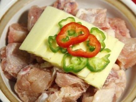 农家美食,老姜鸡块,酸豆角炖鸭,剁椒茄子