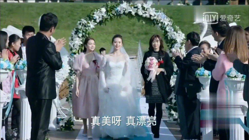 影视剧中最美婚纱造型,每一个都美得惊艳。 cr.b站拼命赚钱的柠