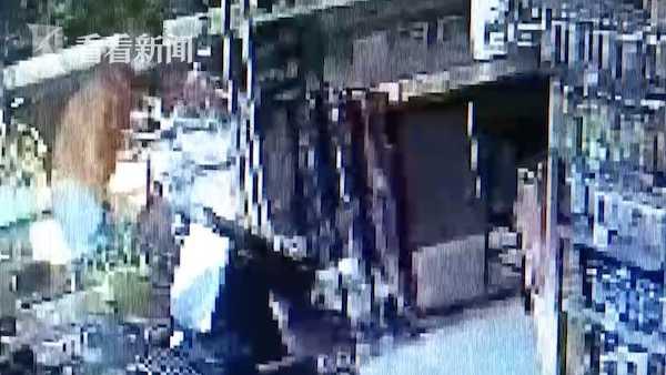 小伙一夜盗窃4家店 被捕时他正在美容院祛痘...