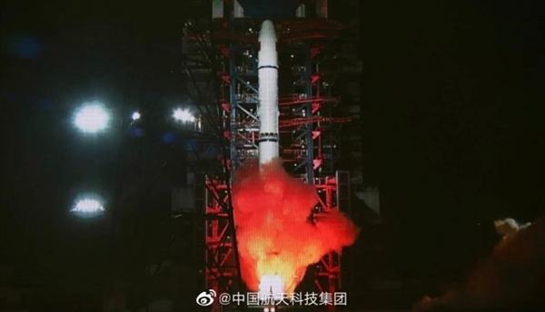 服役时间最长的运载火箭升空:中国火箭回收技术迎来新突破