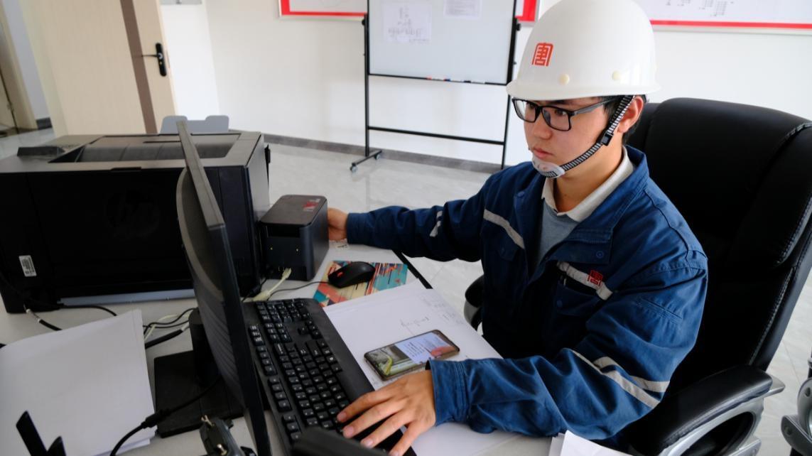 蒙西事业部单日发电量创新高