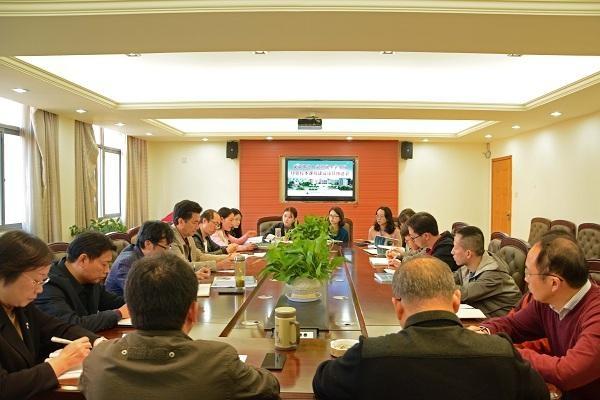 安徽师范大学附属中学召开市级特色校本课程建设项目推进会