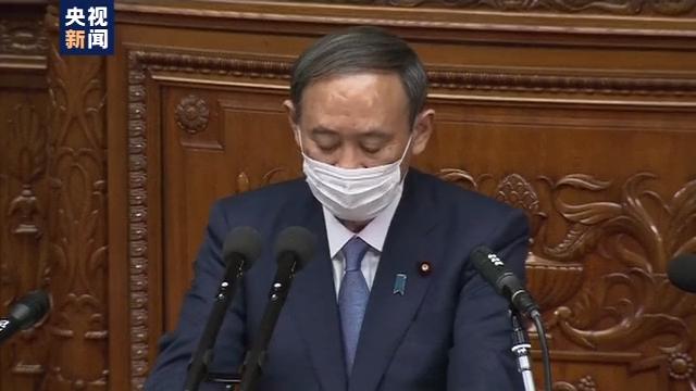 日本首相菅义伟:严防疫情暴发基础上重启经济