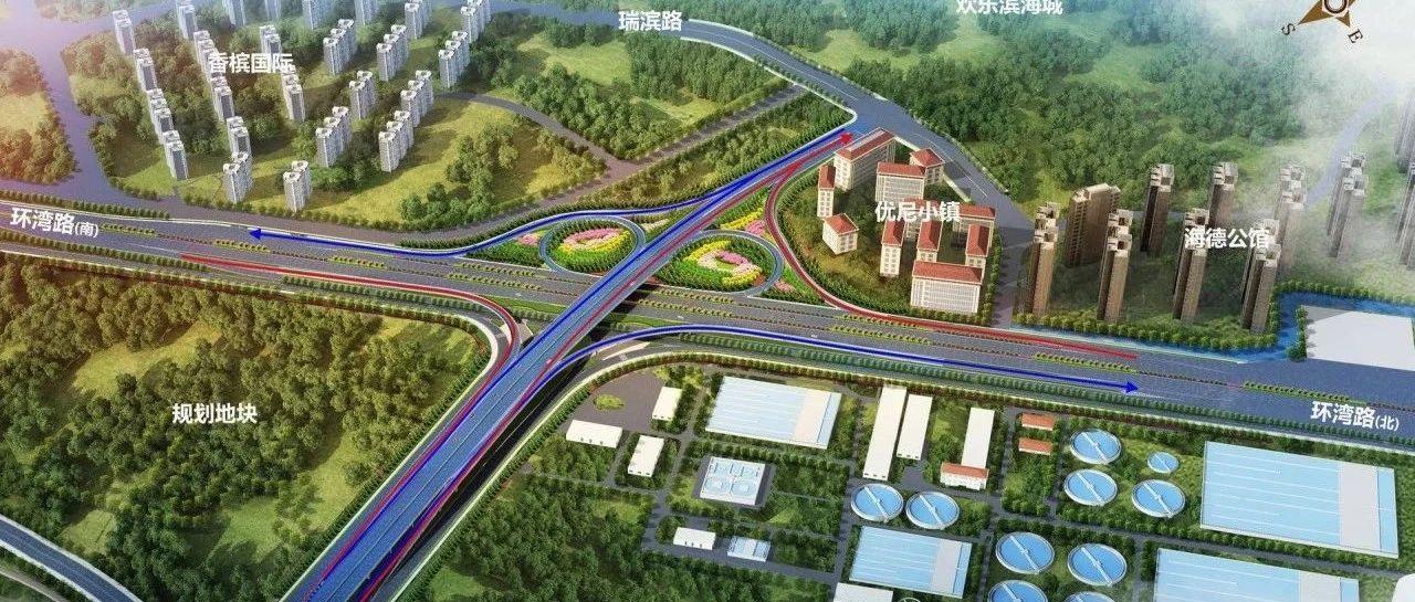 好消息:这个地方开建立交桥,4万居民的出行难题解决了