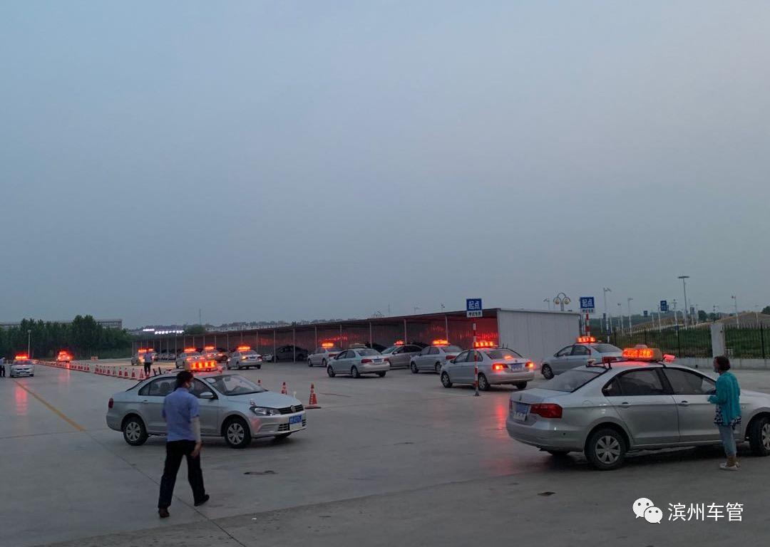 9月份滨州市驾驶人考试预约成功率突破百分百