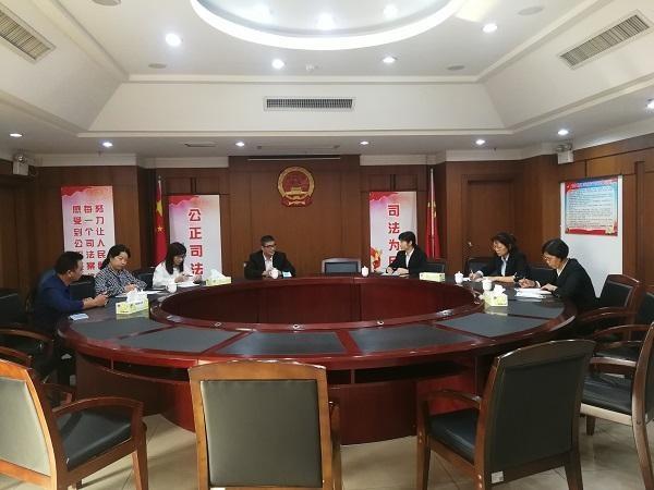 荔湾区司法局强化联动协作  提升刑事辩护全覆盖高质量