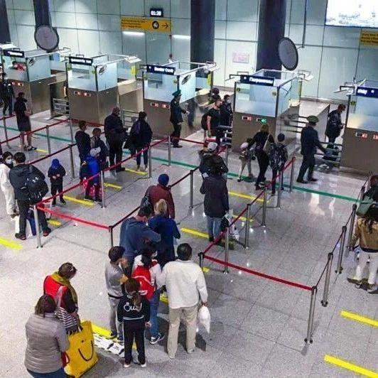 哈总理下达指令:无核酸检测证明禁止登机!
