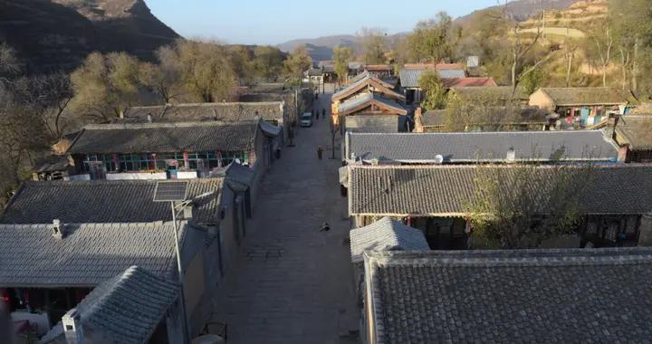 打卡美丽乡村|忻州这里的窑洞,有一个至今未解的谜