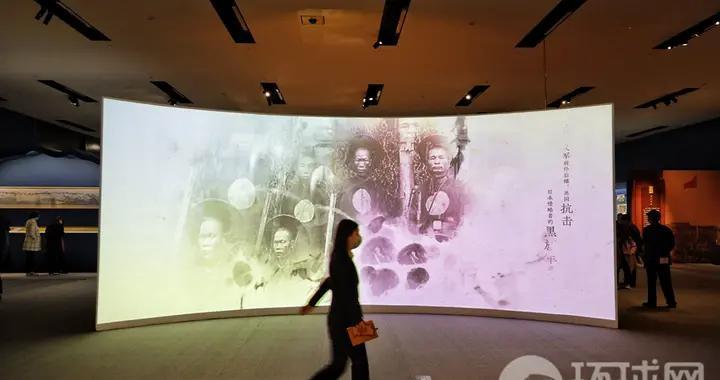 纪念台湾光复七十五周年主题展开幕