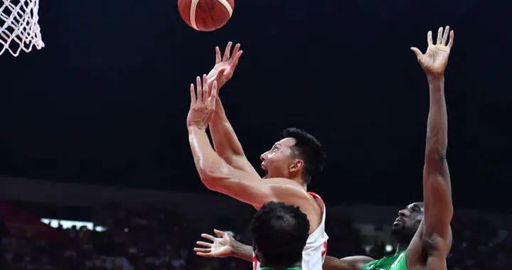 中国男篮将在多哈参加亚洲杯预选赛11月窗口期比赛