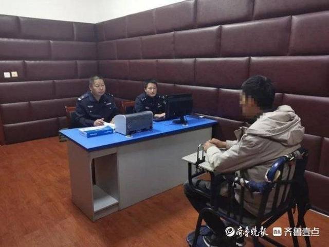 济宁一男子流窜至菏泽,砸车玻璃实施盗窃,现被开发区警方抓获