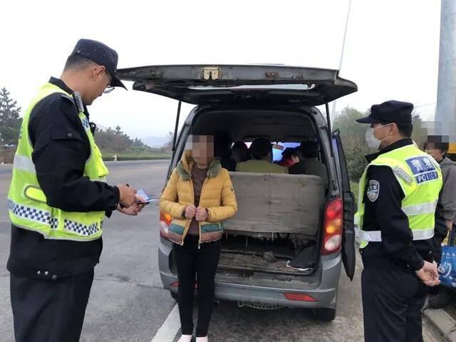 重拳出击!威海交警严查各类交通违法行为 这些驾驶人被查处