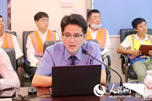 广西青年典型事迹青春分享会在南宁举行