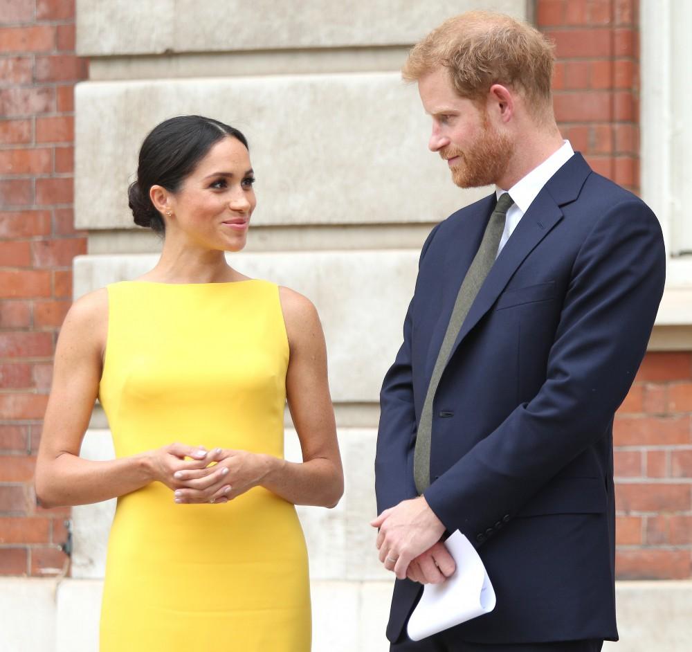 哈里王子和梅根的时髦新邻居们