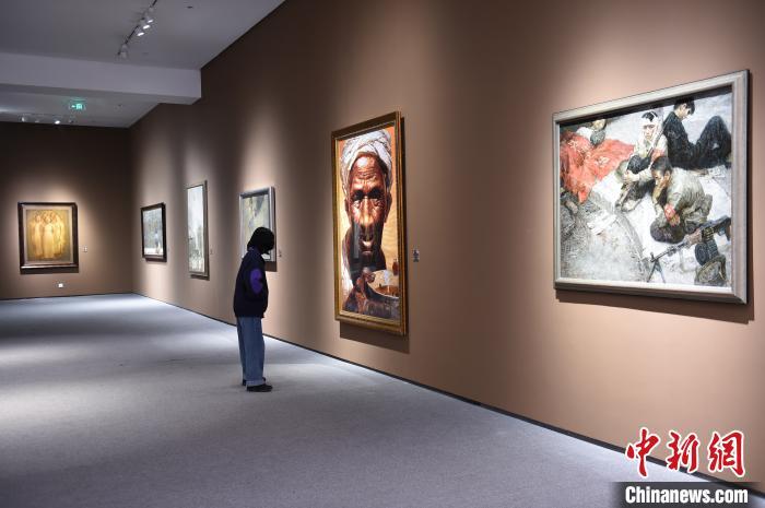 461位艺术家603件作品 四川美术学院迎史上最大规模展览