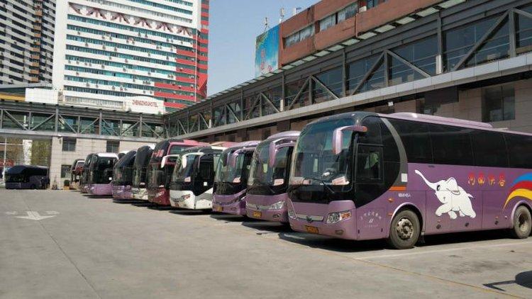 郑州长途汽车中心站、陇海汽车站新增多条发车班线