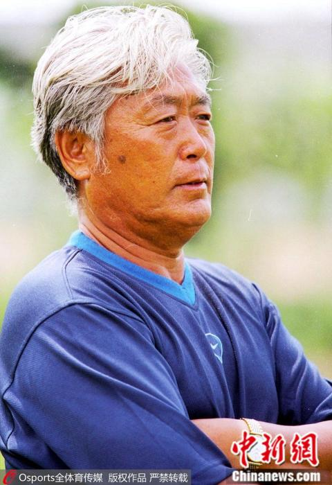 足坛名宿高丰文去世,他率中国足球第一次走向世界