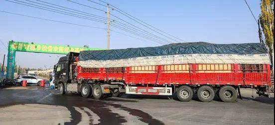 新疆喀什:各大商超、菜市场货源充足 市民无需囤货图片