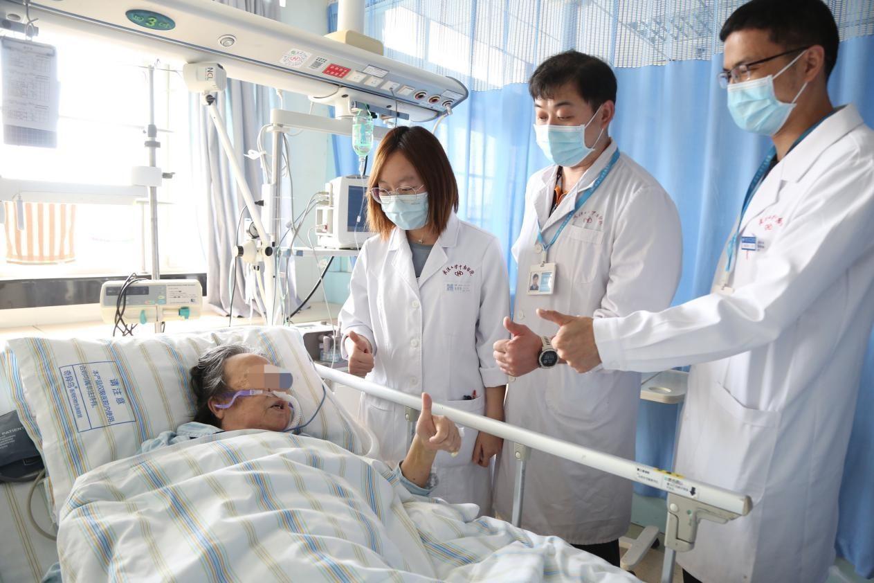 全省首例!高龄肺栓塞患者在清醒状态下实施ECMO治疗