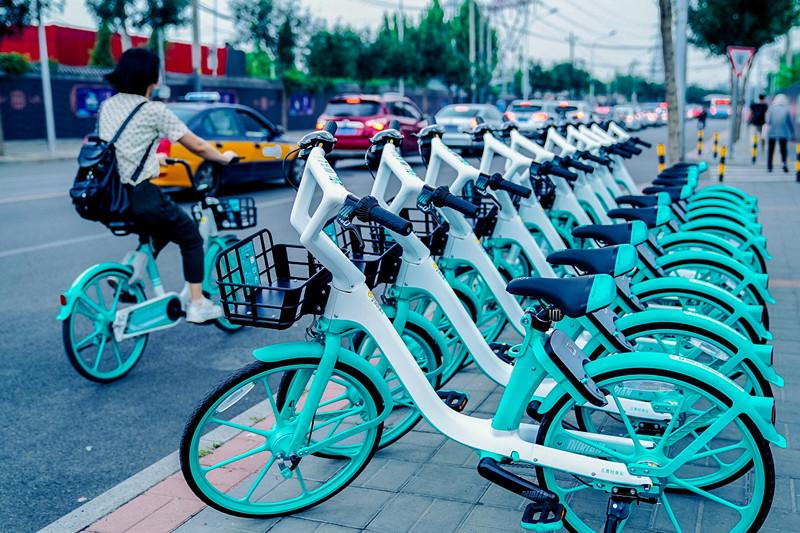 青桔单车日订单突破2000万,领先共享单车行业