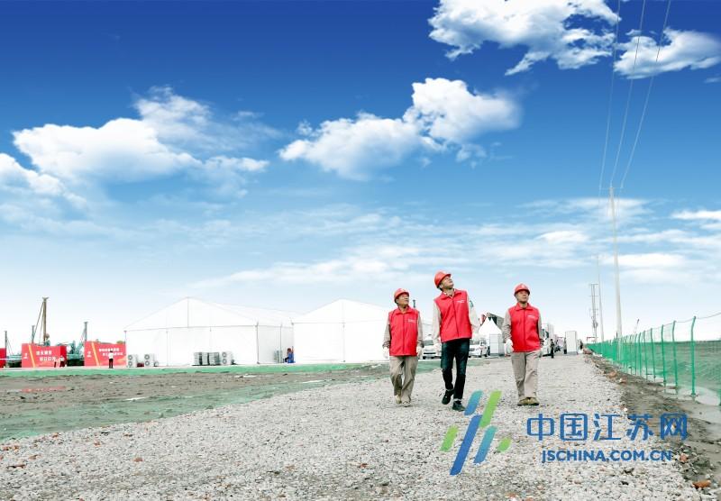 海门供电服务重大项目 深入优化营商环境