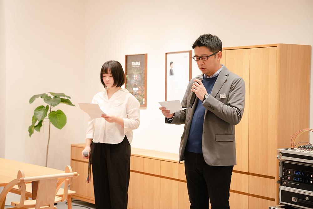 探新店 日本设计师原创家居品牌IKASAS伊势丹旗舰店盛大开业