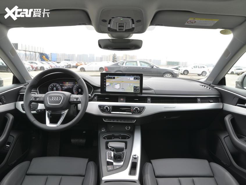 新款奥迪A5 Sportback于11月中旬上市