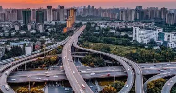 濮阳市京开大道与濮范高速将新建互通式立交