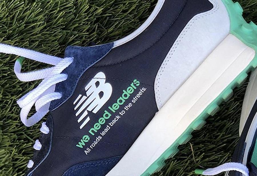 超人气鞋款又有重磅联名!PSNY x New Balance 327 曝光