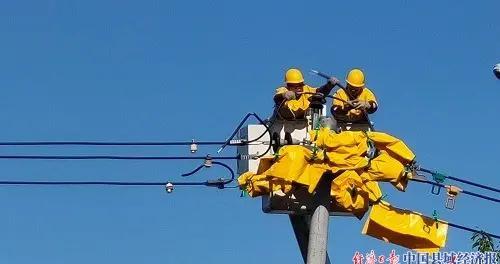 福建将乐:带电作业提升供电服务可靠性