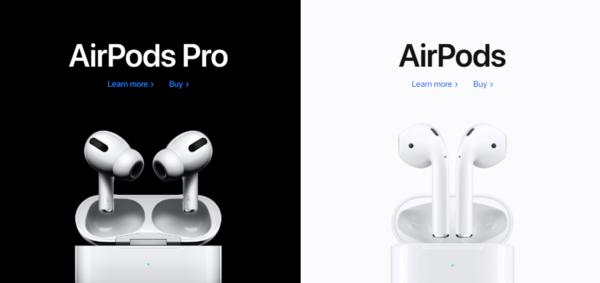 苹果准备三款新品:AirPods Pro2取消耳机柄、AirPods3改入耳式