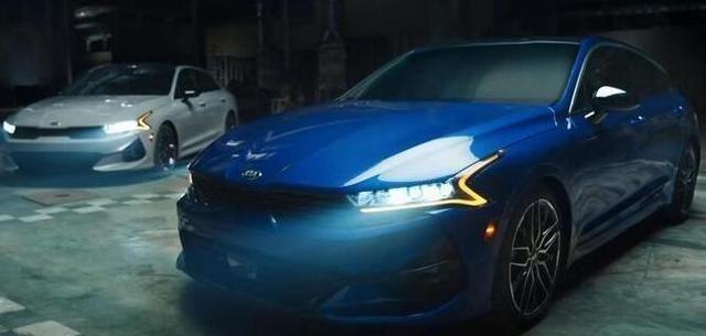 新款起亚K5 GT将于下月在海外发布 搭载2.5T发动机