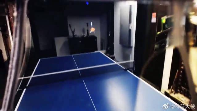 通过虚拟现实技术来打乒乓球是种什么体验?