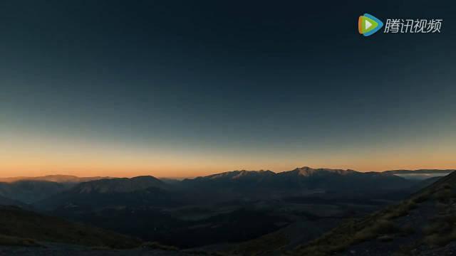新西兰延时摄影,震撼的星空银河绝美!