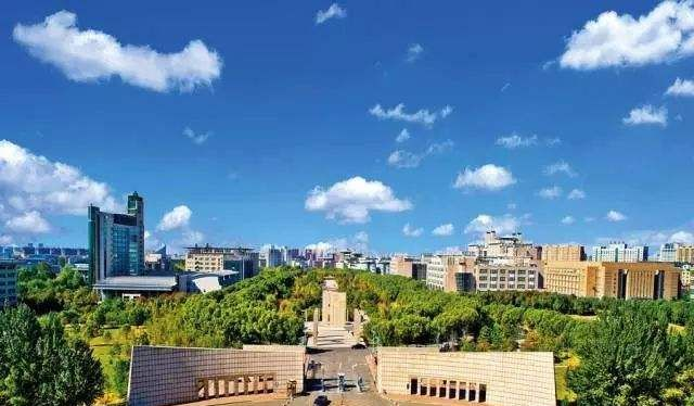 吉林省第一学府,吉林大学,谁与争锋!
