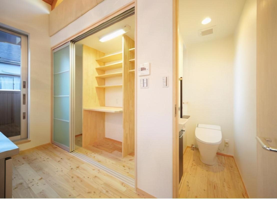 小户型卫生间如何布局 学学日本都这样设计