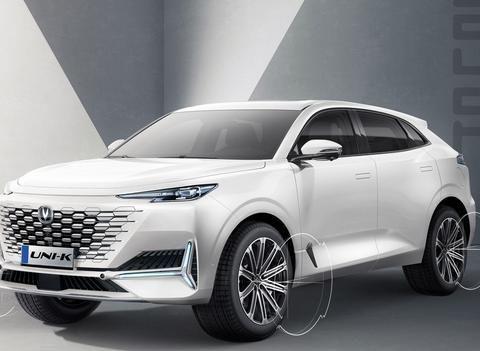 长安UNI-K官图发布,定位中型SUV,搭载2.0T+8AT动力