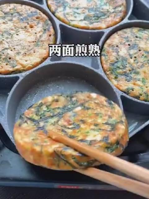 菠菜最好吃的做法,营养丰富,口感软糯
