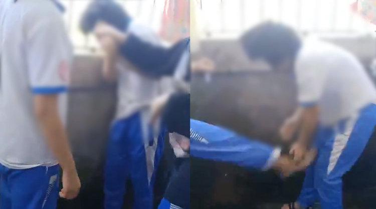 警方通报高州某中学生在宿舍被掌掴数次