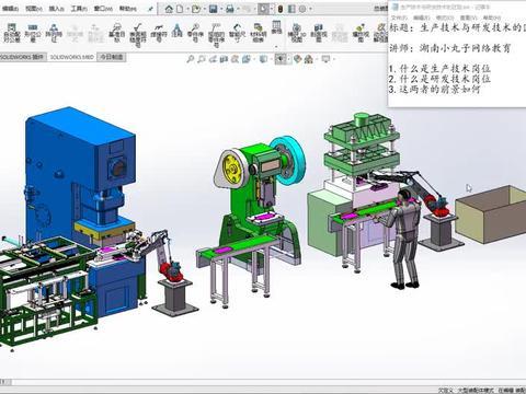 生产技术与研发技术的区别,你选择当一个什么样的工程师?